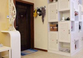 现代个性鞋柜造型