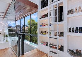 美式度假鞋柜欣赏