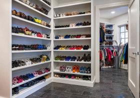 美式直角鞋柜设计
