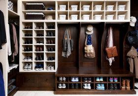 美式多功能鞋柜美图鉴赏