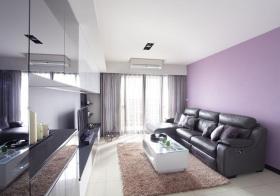 简美紫色窗户欣赏