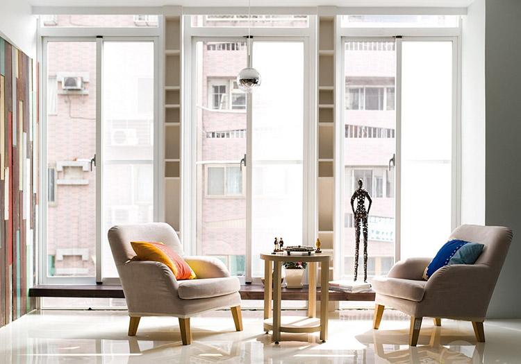 现代公寓窗户美图鉴赏