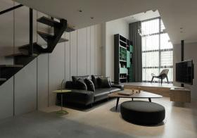 宜家极简客厅设计