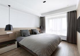 宜家素色卧室美图