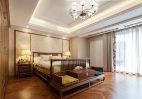 中式豪华卧室欣赏