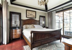 美式古典卧室美图