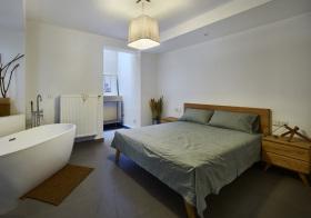 北欧小户型卧室欣赏