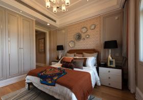 欧式精巧卧室设计