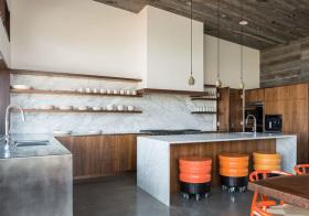轻工业清新厨房美图