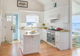 美式小居室厨房美图