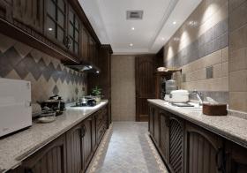 美式复古厨房细节