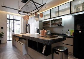 混搭工艺厨房设计