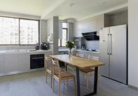 简约开放式厨房设计