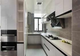 现代小空间厨房欣赏