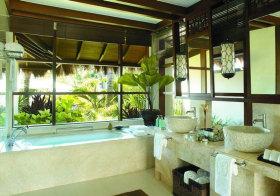 东南亚度假卫生间实景