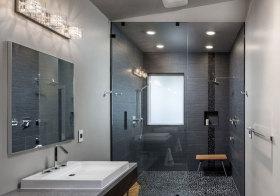 现代质感卫生设计