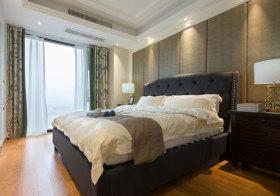 欧式素色卧室欣赏