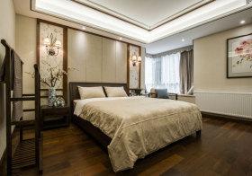 中式复古卧室设计