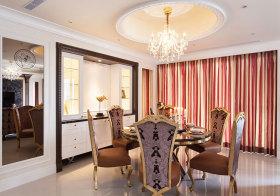 欧式奢华餐厅设计