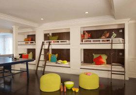 混搭创意儿童房设计欣赏