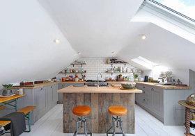 混搭厨房阁楼设计