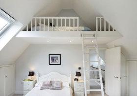 欧式楼梯阁楼美图