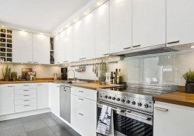 美式现代化厨房欣赏