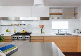 美式明亮厨房设计
