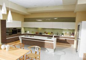 现代个性厨房造型