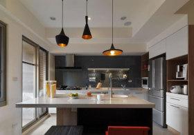 宜家简洁厨房欣赏