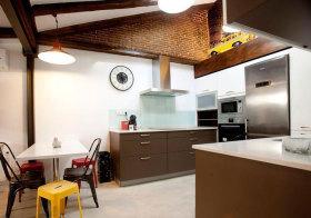混搭阁楼厨房欣赏