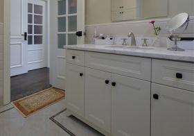 简约浴室柜美图