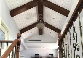 美式阁楼吊顶设计