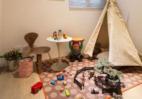 多彩儿童房设计