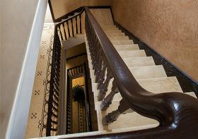 经典欧式风格楼梯装修图片