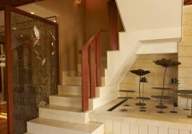 韵味中式风格楼梯装修图片