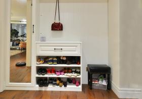 简约美式风格鞋柜装修风格