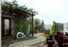 清新古典花园欣赏
