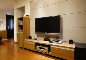 时尚现代电视背景墙欣赏