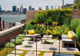 空中现代花园欣赏