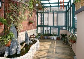 清新室内花园设计
