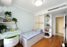 清新儿童房装修设计