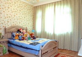可爱清新儿童房设计