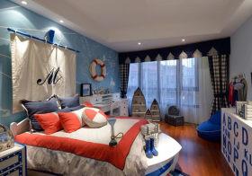 海洋时尚儿童房欣赏