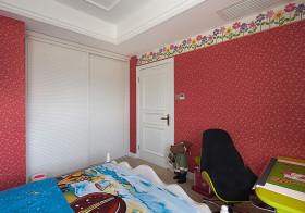 活泼现代儿童房设计