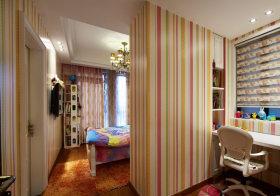 多功能现代儿童房设计