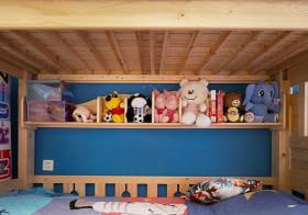 多彩儿童房装修设计