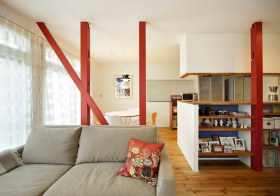 日式客厅设计效果