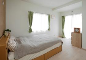 懒人日式卧室装修设计