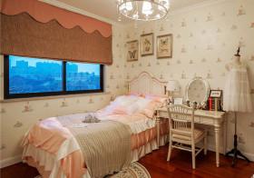 可爱欧式卧室设计效果
